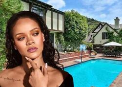 Rihannanın 17 milyonluq evindən FOTOlar