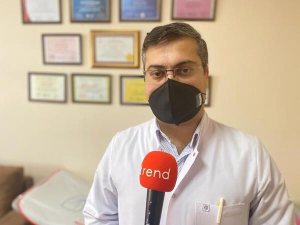 Vaksinasiya pik yoluxmanın təkrarlanmasının qarşısını aldı - TƏBİB rəsmisi -