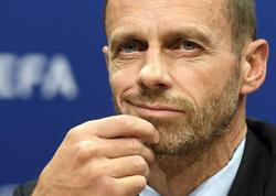 """UEFA-nın prezidenti öz maaşını artırıb - <span class=""""color_red"""">Qurumun gəlirləri azalsa da</span>"""