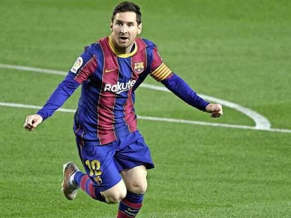"""Messidən dubl, """"Barselona""""dan qələbə"""