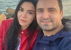 Məşhur azərbaycanlı aparıcı övladı ilə - FOTO