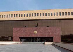 Ermənistan Müdafiə Nazirliyinin əməkdaşı saxlanıldı