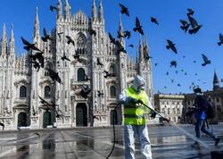 İtaliyada aylar sonra karantin yumşaldıldı - Hovuzlar, idman salonları açılacaq