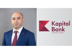 """Kapital Bank-ın Pərakəndə Satış İdarəsinin Baş direktoru Ramil İmamov: """"Bu gün istehlak krediti məhsulu üzrə satışlarımızın təxminən 25%-i onlayn formada həyata keçirilir"""""""