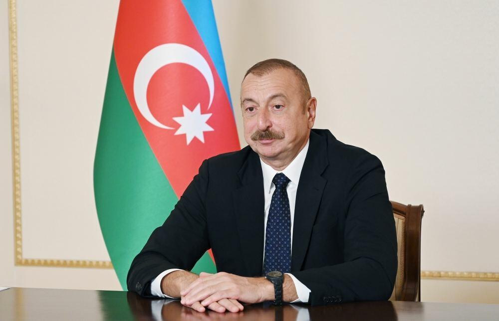 Prezident İlham Əliyev Borge Brendeni Azərbaycana səfərə dəvət edib