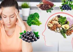 Sinir hüceyrələri və neyronları bərpa edən vitamin və qidalar - Nevroloji DİETA