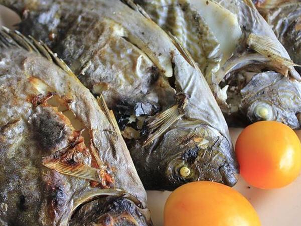 Balığı qızartmaq - Omeqa-3-ləri yox edir