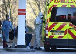 Britaniyada koronavirusa daha 2 445 nəfər yoluxub