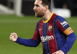 Lionel Messi ömürlük müqaviləyə razılıq verib