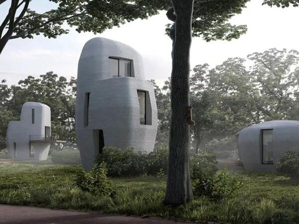 3D printerdə çap edilmiş ev ilk kirəçilərini qəbul edib