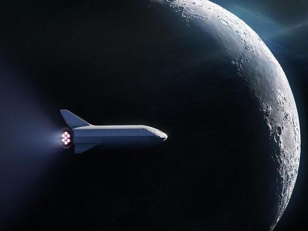 NASA ilə SpaceX arasındakı Ay missiyası müqaviləsi dayandırılıb