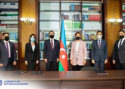 Azərbaycan Beynəlxalq Bankı Dövlət Vergi Xidmətinin  Tədris Mərkəzi ilə əməkdaşlığa başladı
