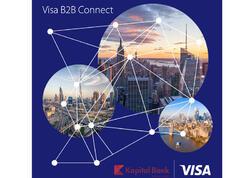 Kapital Bank və Visa Azərbaycanda Visa B2B Connect ödəmə şəbəkəsini təqdim edir