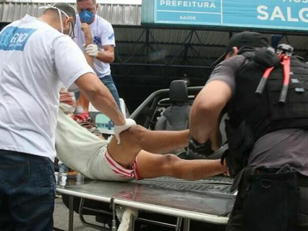 Braziliyada metroda atışma, 25 nəfər öldü
