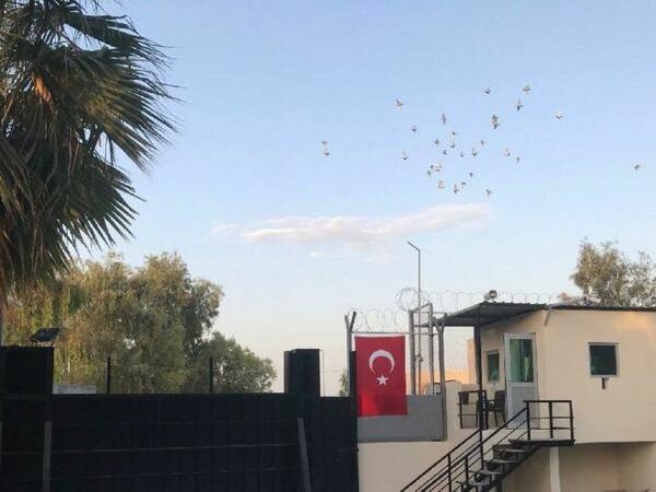 Türkiyənin İraqdakı baş kosulluğu fəaliyyətini bərpa edib