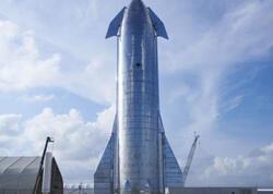 """""""Starship"""" gəmisinin prototipi ABŞ-da keçirilən sınaqlarda uğurlu eniş edib"""