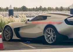 Naməlum Ferrari superkarının şəkli peyda olub - FOTO