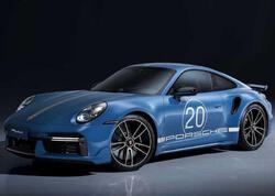 Porsche Çin bazarındakı 20-ci ildönümünü xüsusi seriya ilə qeyd edir - FOTO