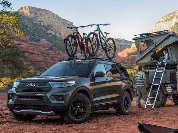 Ford yeni versiyaya sahib olub - FOTO