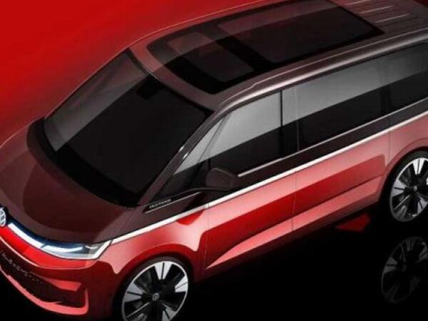 Volkswagen yeni modelinin dizaynını nümayiş etdirib