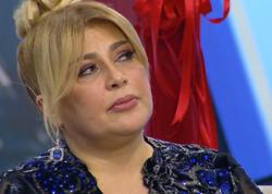 Vəziyyəti ağır olan Mətanət İsgəndərlinin görüntüləri - VİDEO