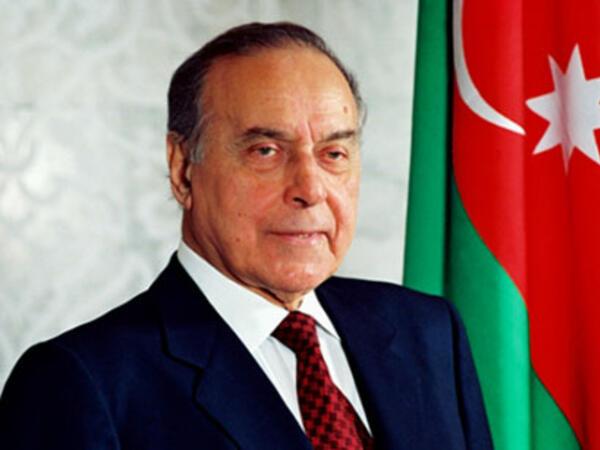 Azərbaycanın ümummilli lideri Heydər Əliyevin anadan olmasının 98-ci ildönümüdür