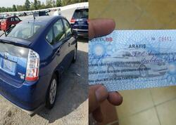 """Yol polisi katalizatora görə """"Prius""""ları cərimə meydançasına aparır? – DYP-dən AÇIQLAMA"""