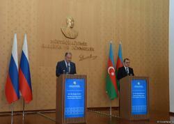 Rusiya üç ölkənin baş nazir müavinlərindən ibarət işçi qrupunun işini yüksək qiymətləndirir - Lavrov