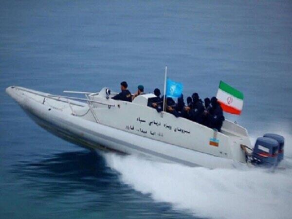 İran və ABŞ dənizçiləri arasında insident baş verib