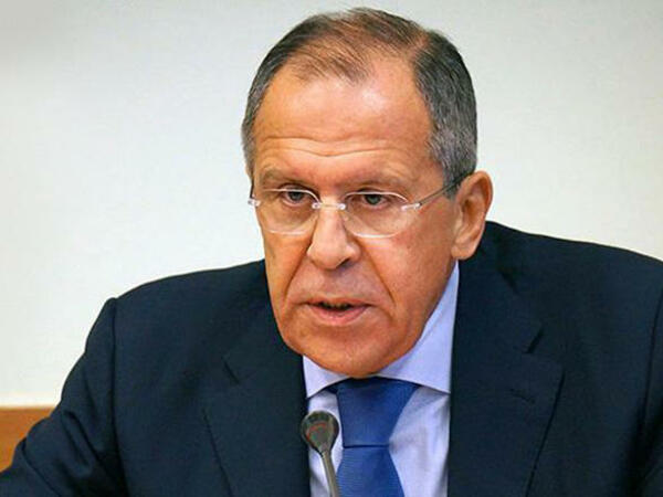 """Azərbaycana """"Sputnik V"""" vaksininin birinci partiyası gətirilib, bu ay daha böyük partiyalar gözlənilir - Sergey Lavrov"""