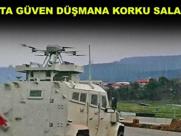 """Türkiyənin uçan snayperi - """"Forbes"""" dronlardan yazdı - FOTO"""