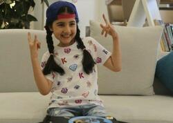 Dünya 9 yaşlı bu azərbaycanlı qızdan danışır