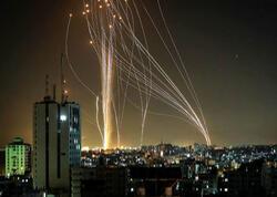 2 gündə İsrailə mindən çox raket atılıb