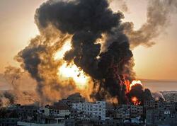 Qəzzadan raket atəşi nəticəsində İsrail hərbçisi ölüb
