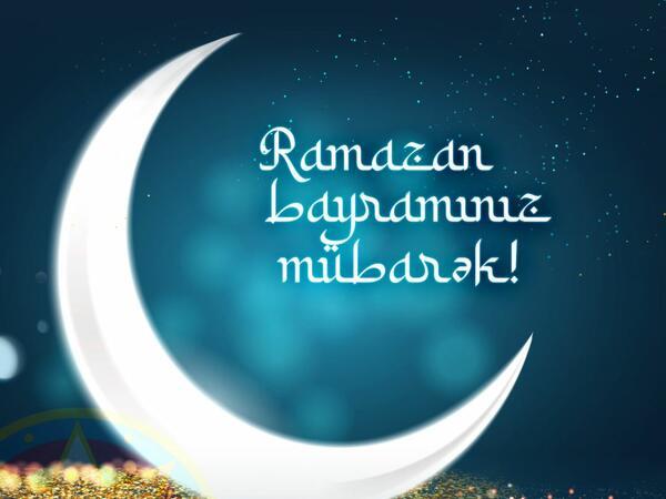 """Prezident İlham Əliyevin rəsmi """"Facebook"""" səhifəsində Ramazan Bayramı münasibətilə paylaşım edilib - FOTO"""
