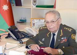 General-polkovnik Tofiq Ağahüseynov vəfat edib
