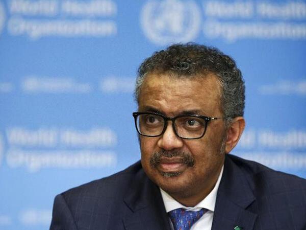 ÜST-nin Baş direktoru koronavirusa qarşı peyvənd olunub