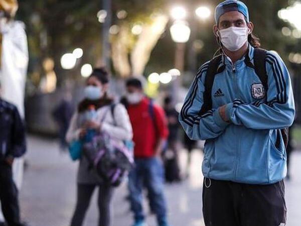 Argentinada koronavirusa yoluxanların sayı 3,2 milyonu ötüb