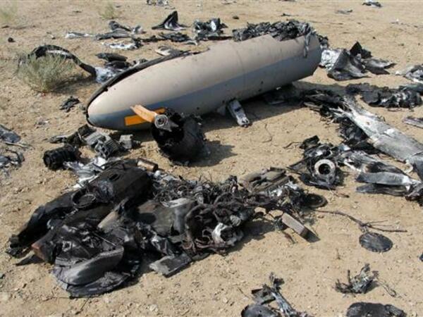 İsrail Hava Qüvvələri Qəzzadan buraxılan dronu vurdu