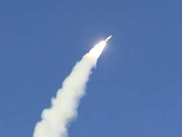 Livandan İsrailə 3 raket atıldı