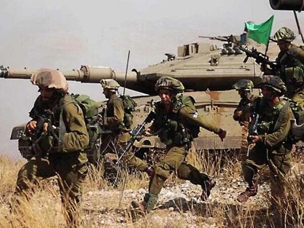 İsrail Qəzzada yerüstü əməliyyata başladı