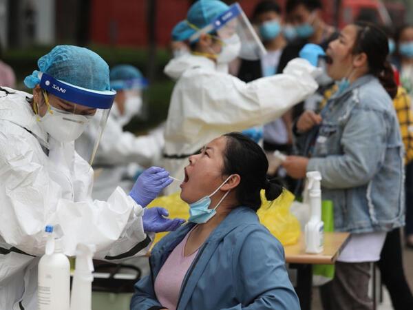 Çində 20 gün aradan sonra COVID-19 virusuna ilk daxili yoluxmalar aşkarlandı