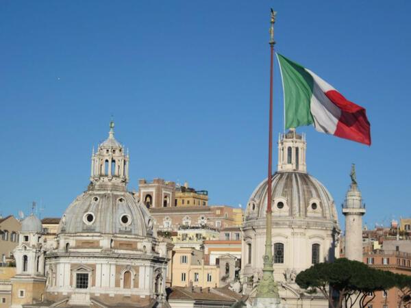 İtaliyanın dövlət borcu tarixi maksimuma çatıb