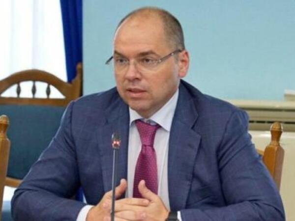 Ukraynanın Səhiyyə naziri istefa etdi