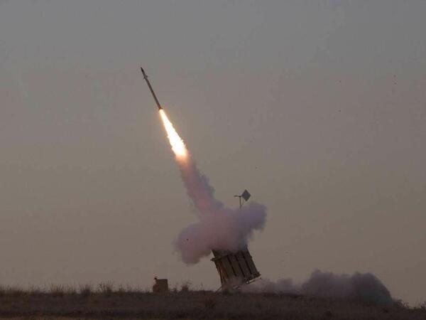 Suriyadan İsrailə üç raket buraxılıb