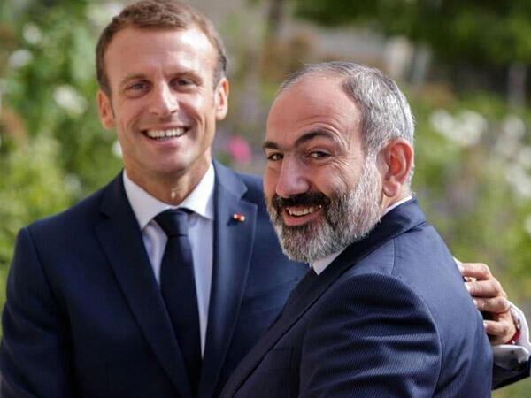 """Paşinyanlaşan Makron: Parisdə erməni sancılarının <span class=""""color_red""""> səbəbi nədir?</span>"""