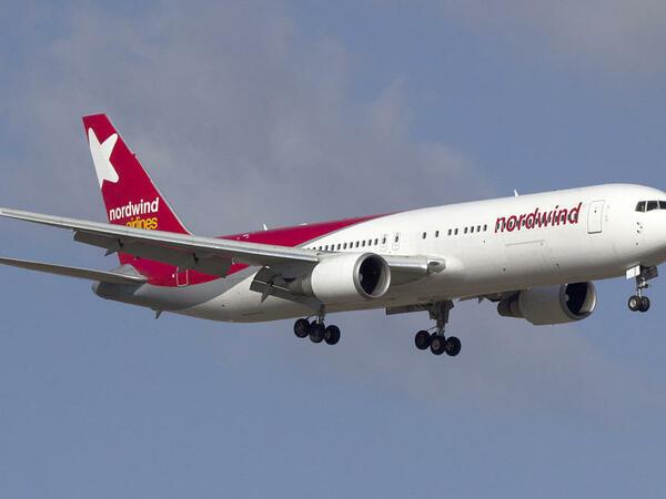 """""""Nordwind"""" aviaşirkəti mayın 18-dən Sankt-Peterburqdan Bakıya birbaşa uçuşlara başlayır"""