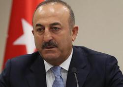 """Mövlud Çavuşoğlu: """"Fələstinli dinc sakinlərin müdafiəsi üçün..."""""""