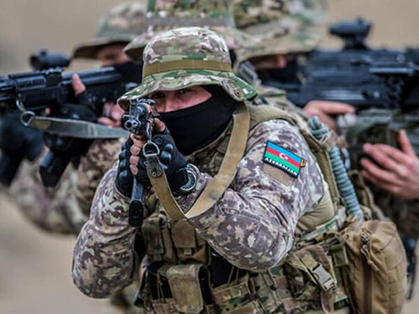 Ordumuza antiterror əməliyyatına hazırlıq barədə tapşırıq verildi - FOTO