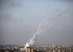 Qəzza zolağından İsrail ərazisinə 12 saat ərzində 270 raket buraxılıb